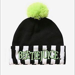 Beetlejuice Beanie
